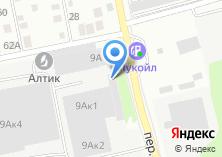 Компания «Бийскэнергопроект» на карте