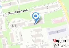 Компания «Аптека №263» на карте