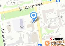 Компания «Клуб №1» на карте