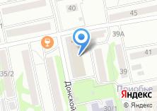 Компания «Донской» на карте