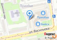 Компания «Дизайн-Печать» на карте