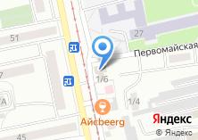 Компания «Цыпа» на карте