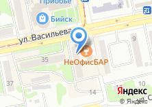Компания «Трёшка» на карте