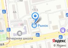 Компания «Головные уборы» на карте