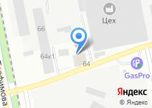 Компания «СЕРВИС-ГРУПП» на карте