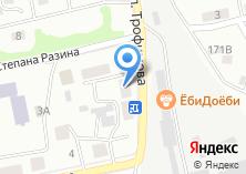 Компания «Бийскэнерготеплотранзит» на карте