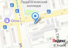 Компания «1001 запчасть» на карте