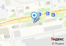 Компания «АлтайСтройДом» на карте