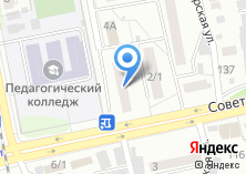 Компания «Серагем Алтай» на карте