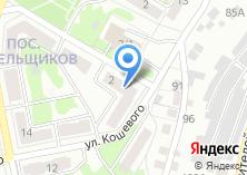 Компания «АлтайСофт» на карте