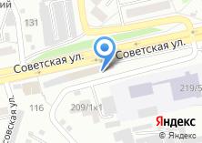 Компания «Автозапчасти-Сибирь» на карте