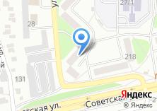 Компания «РАДА» на карте