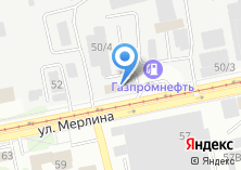 Компания «Сибирь-Тур» на карте