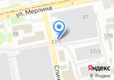 Компания «Медприн» на карте