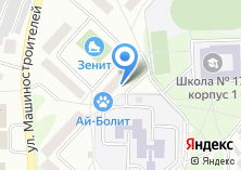 Компания «Элита-Алтай» на карте