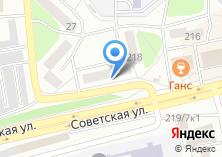 Компания «ТВ Спутник» на карте