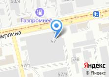 Компания «БЗСМ» на карте
