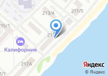 Компания «Пирекс» на карте