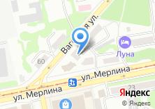 Компания «Анонимные алкоголики» на карте