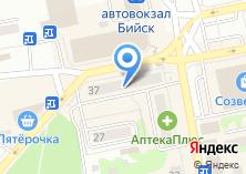 Компания «Магазин текстиля и нижнего белья» на карте