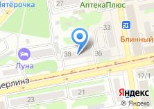 Компания «Агата-Телеком» на карте