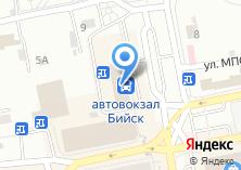 Компания «Мега-Сота» на карте