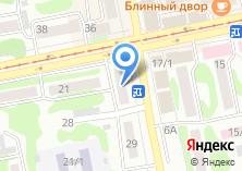 Компания «Mini Корзинка Лакомка» на карте