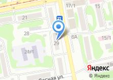 Компания «Московская обувь» на карте