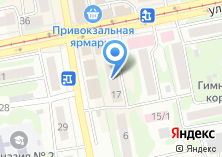 Компания «Gold Style» на карте