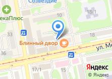 Компания «Донна Роза» на карте