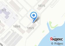 Компания «Материалстройсервис» на карте