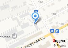 Компания «АвтоШины» на карте