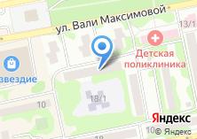 Компания «ЭТМ» на карте