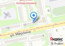 Компания «Олимп-Алтай» на карте