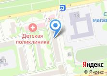 Компания «Профессор Пирожков» на карте