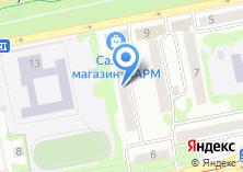 Компания «Марина Люкс» на карте