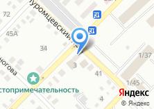 Компания «Корзинка Ёлосовых» на карте