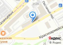 Компания «Силуэт» на карте