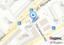 Компания «Цветочный магазин на ул. Ильи Мухачёва» на карте