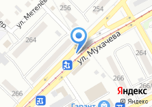 Компания «Сергиевы Пекарни» на карте