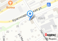 Компания «Алстрой-Сервис» на карте