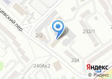 Компания «ПЕНОДЕКОР» на карте