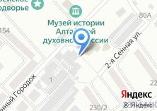 Компания «Православный Душепопечительский Центр» на карте