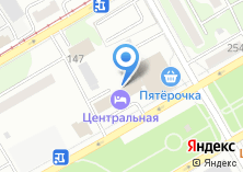Компания «Авангард-Авто» на карте