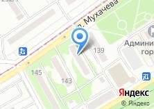 Компания «Золотой бочонок» на карте