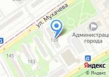 Компания «АстрейЛ» на карте