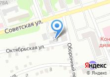 Компания «ПостройМир» на карте