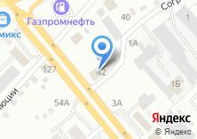 Компания «Эскор-Авто» на карте