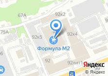 Компания «АнтДекор» на карте