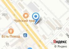 Компания «Росток» на карте